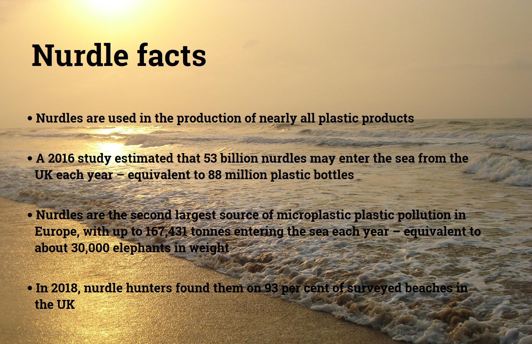 nurdle facts