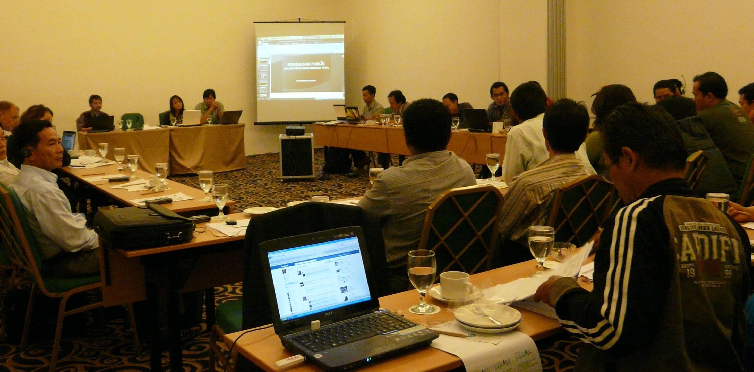 Meeting in Jakarta
