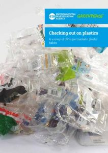 Checking out on plastics report