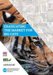 Eradicating the market for big cats