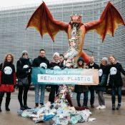 EU agrees big cuts to single-use plastics despite stalling tactics by industry