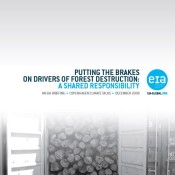 Putting The Brakes on the Drivers of Forest Destruction
