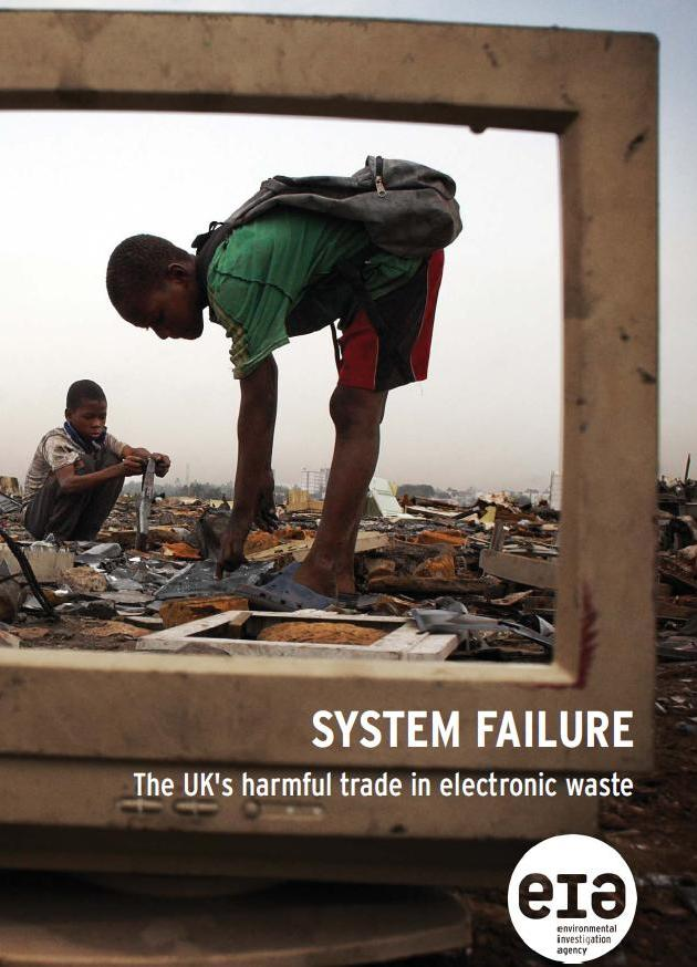 System Failure: The UK's harmful trade in electronic waste