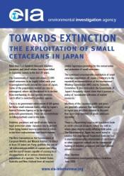 Towards Extinction